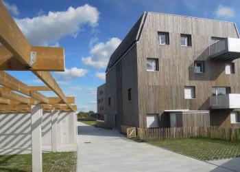 Construction de logements collectifs